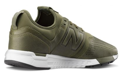 New Balance 247 Leather Side for sale - Young Vision Clothing